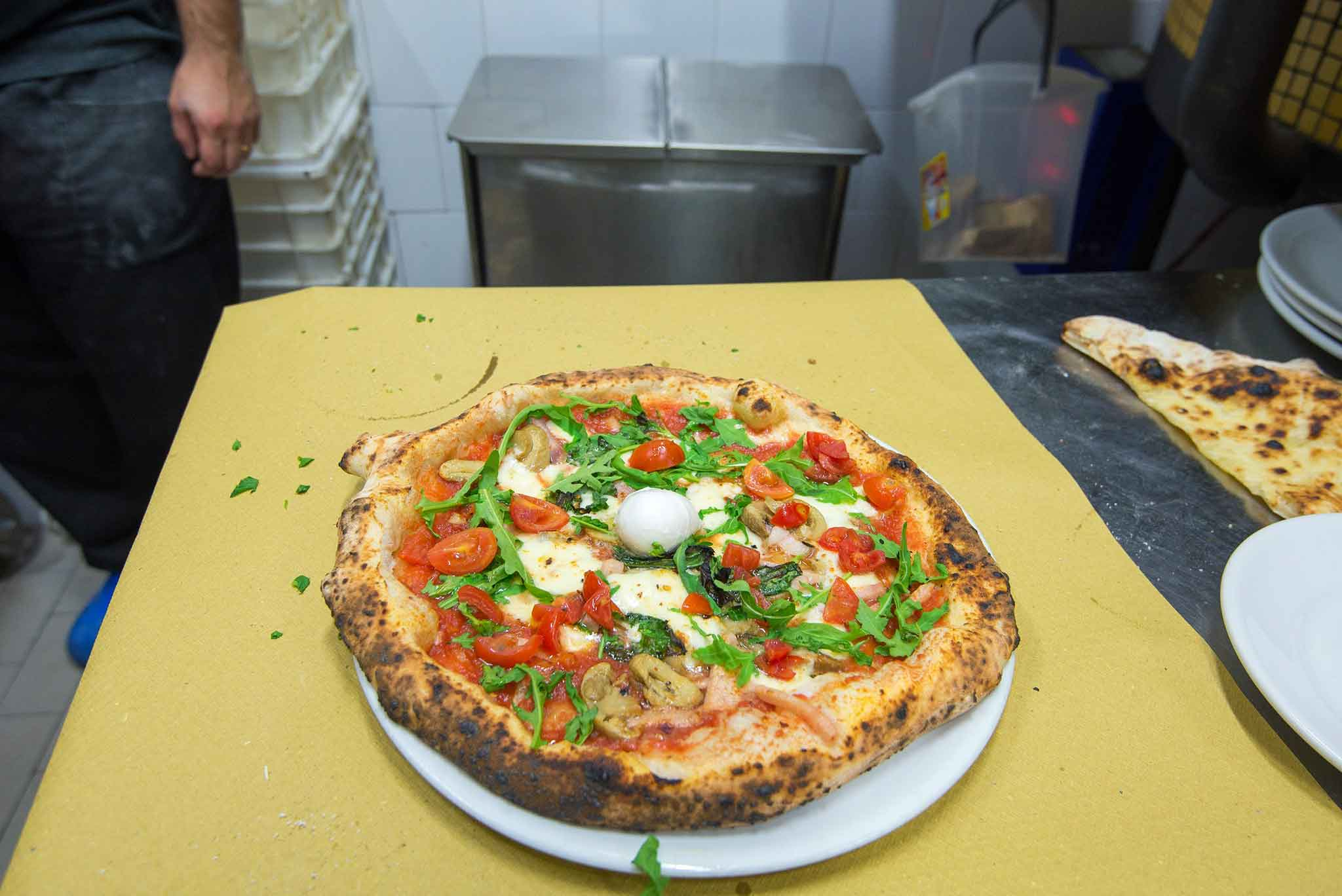 pizza antica capri