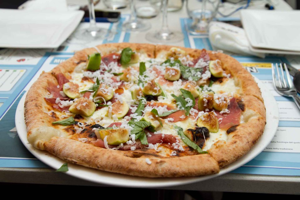 pizza fichi cilentani Enzo Coccia