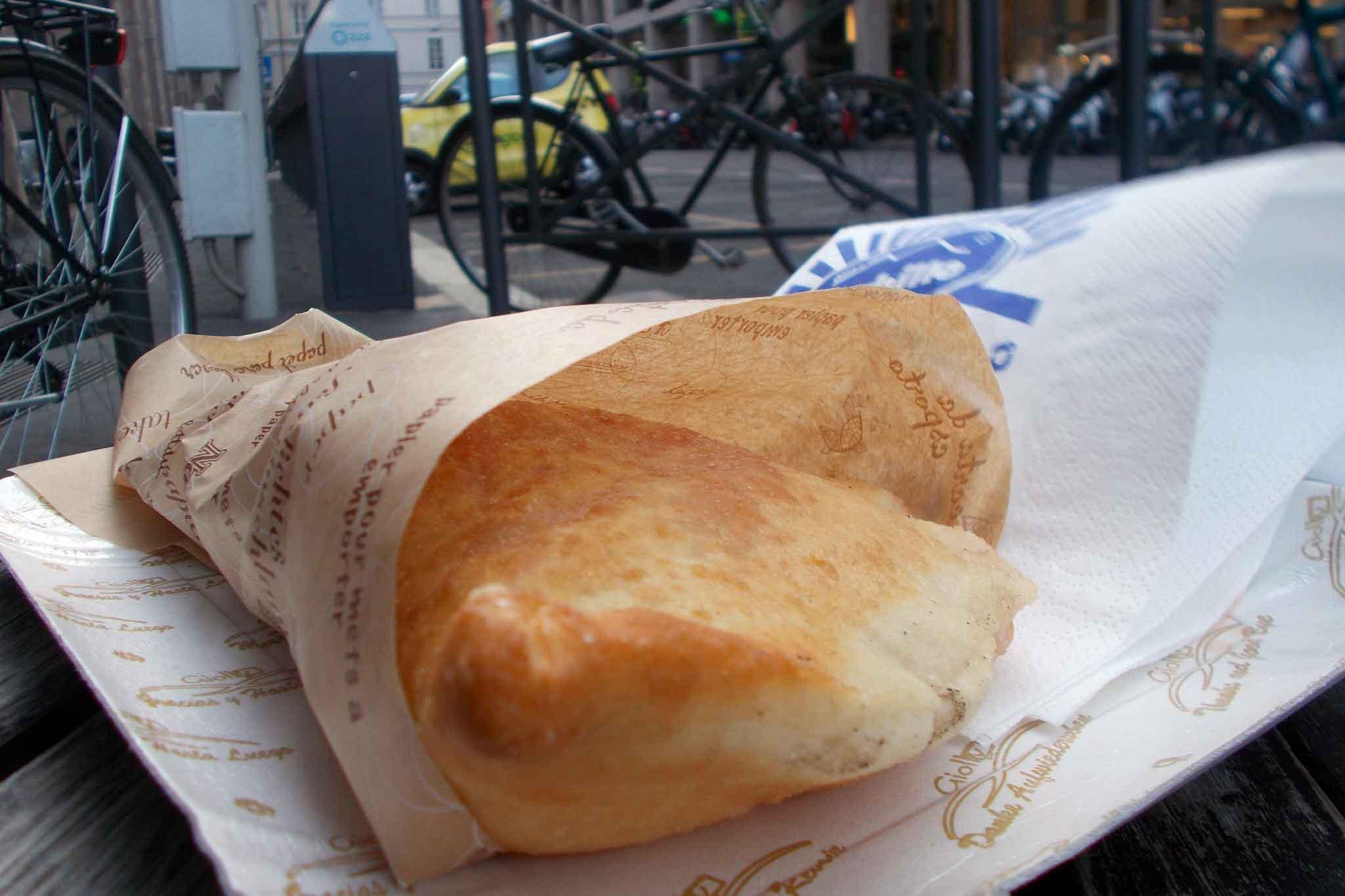 pizza fritta Milano