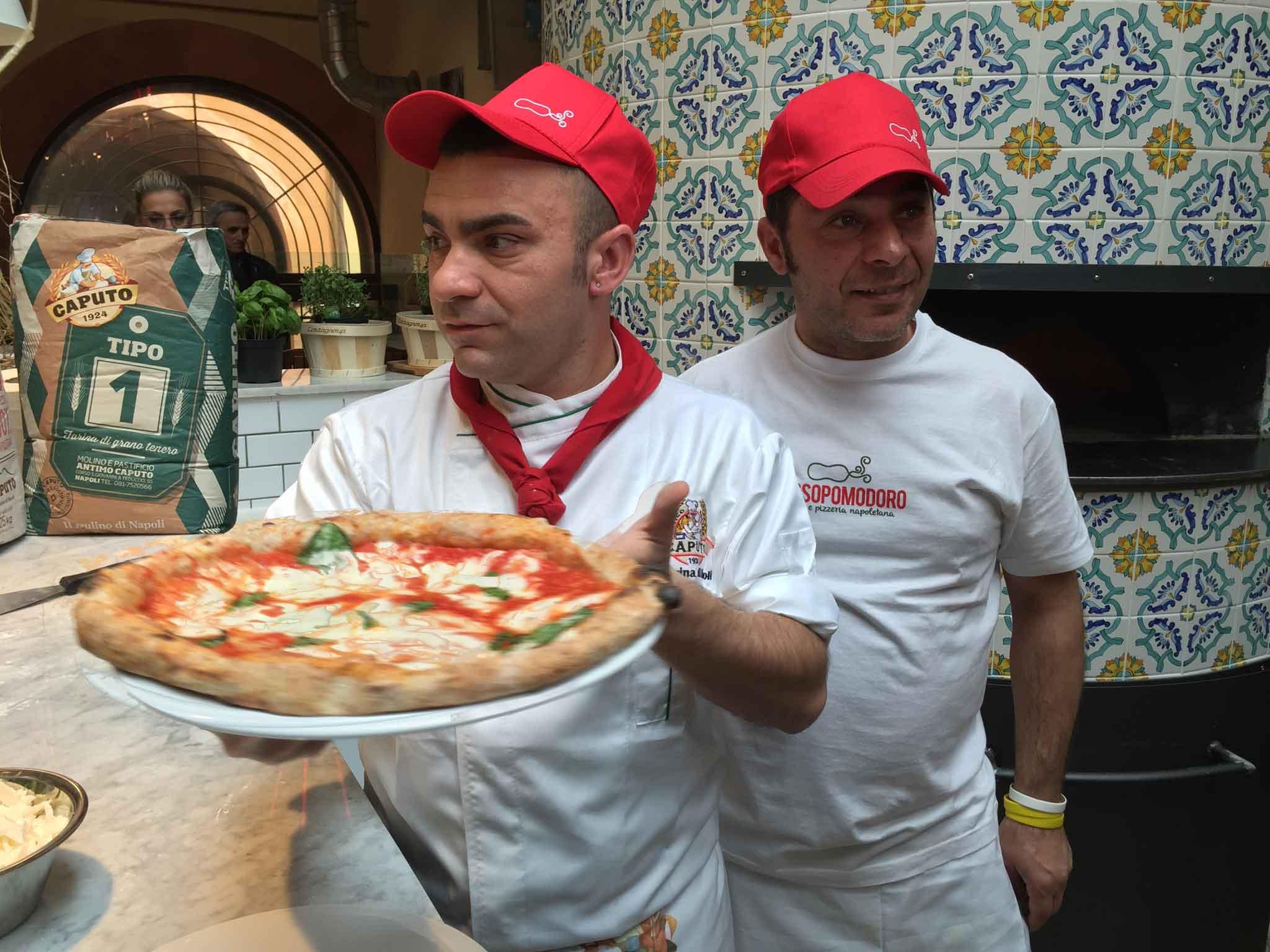 pizza margherita Bologna
