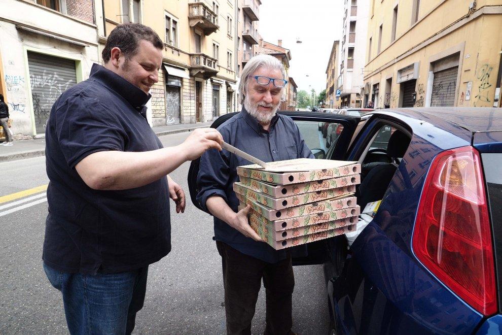 pizza sospesa bologna