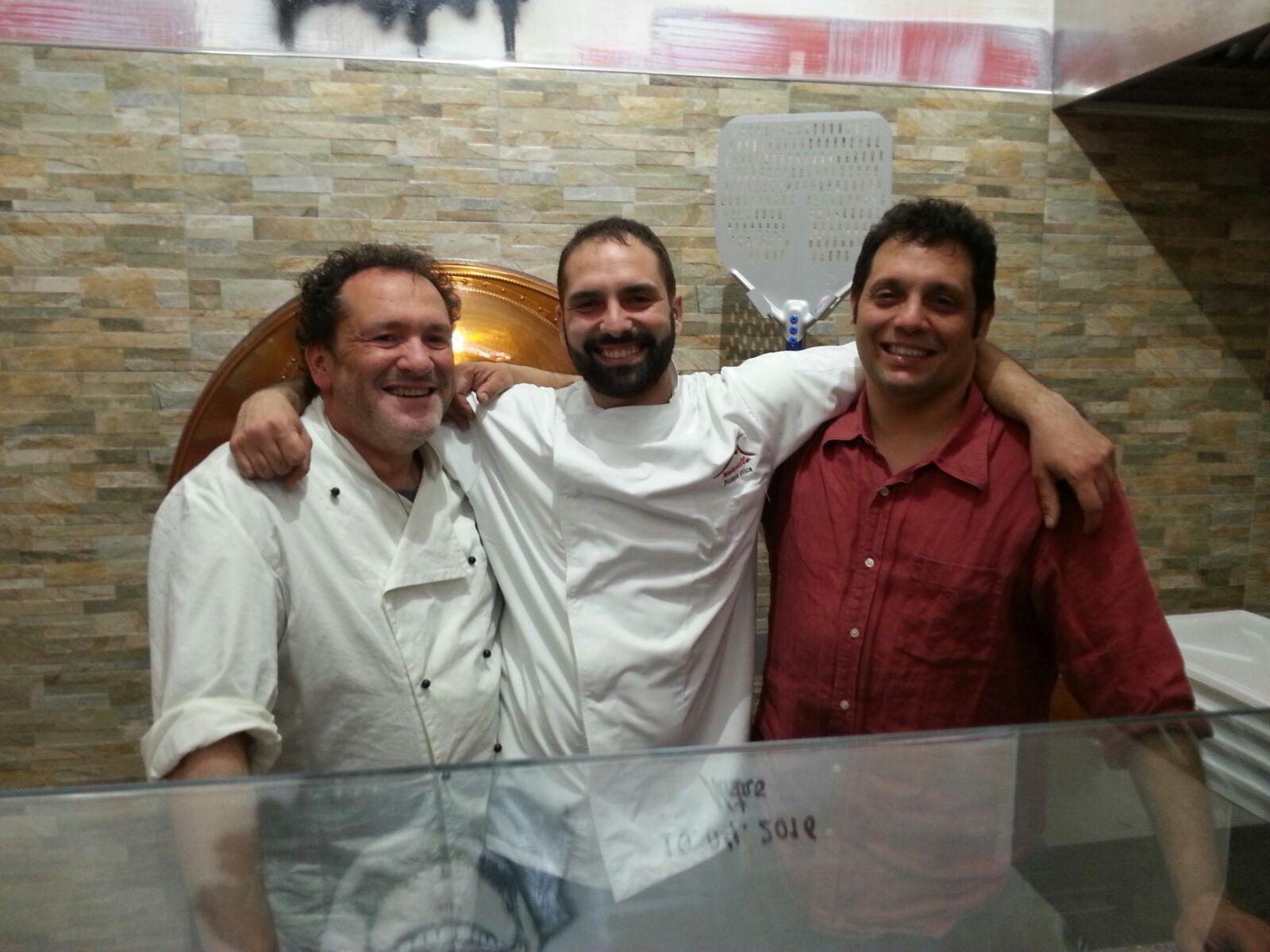 pizzeria Masaniello Bologna gestori