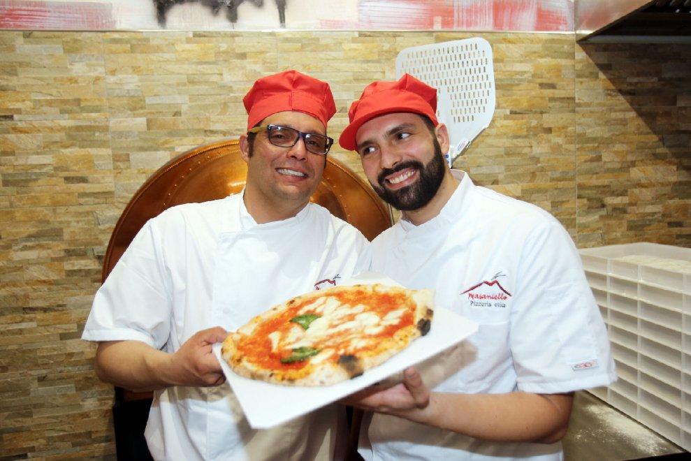 pizzeria Masaniello Bologna