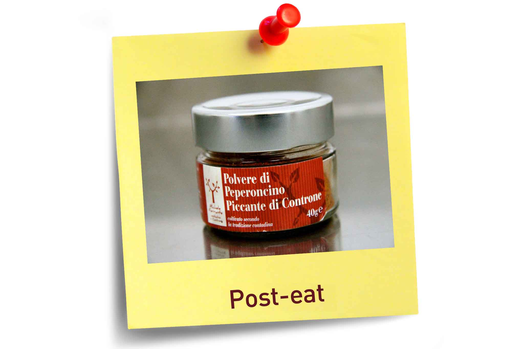 post eat peperoncino