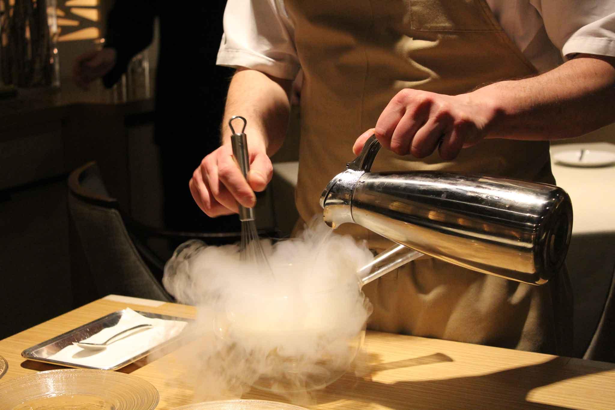 preparazione desserte Scarello
