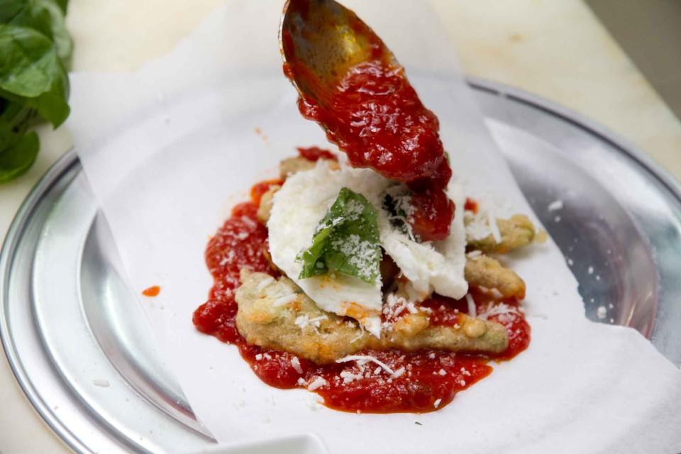 ricetta carciofi fritti parmigiana 26