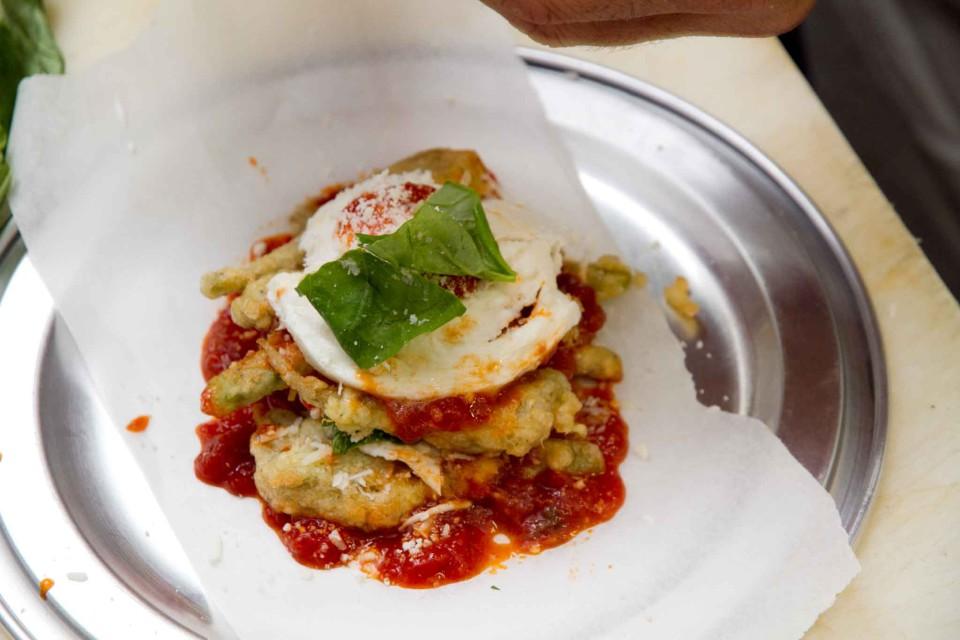 ricetta carciofi fritti parmigiana 27