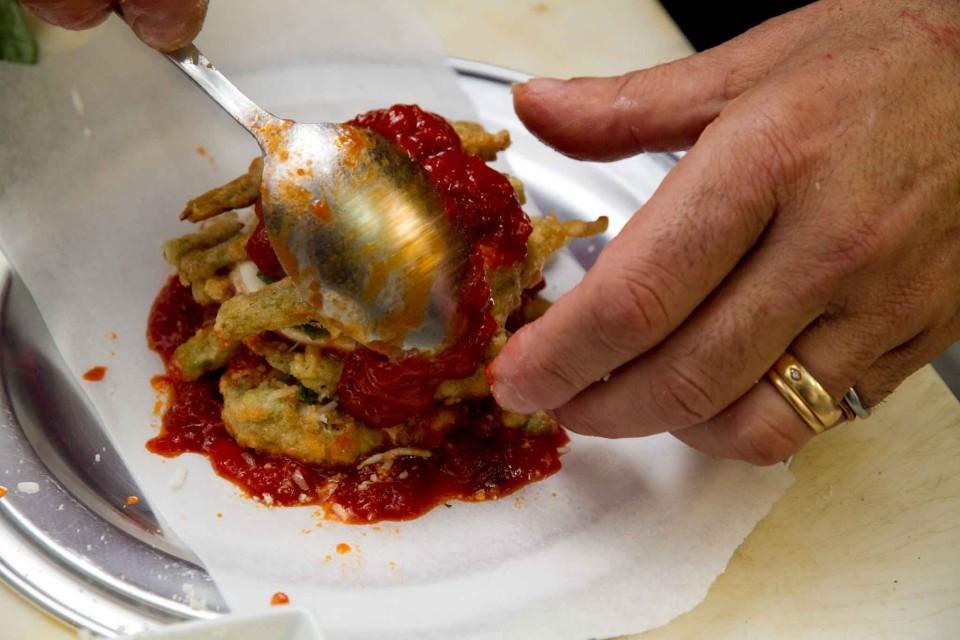 ricetta carciofi fritti parmigiana 28