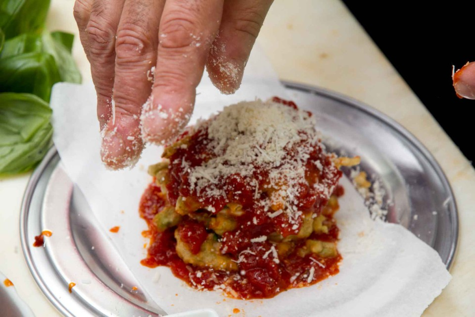 ricetta carciofi fritti parmigiana 29