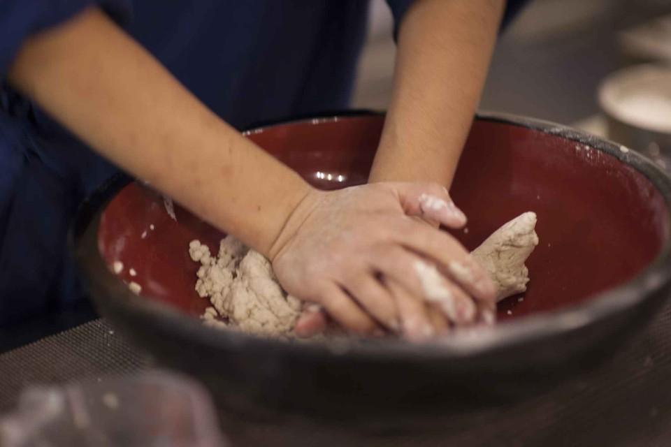 ricetta soba pasta giapponese 6