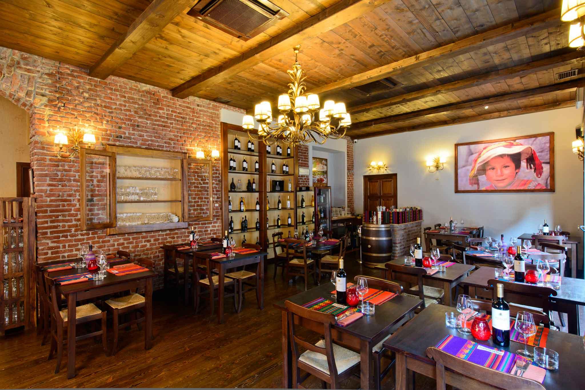 ristorante peruviano Inkanto Milano
