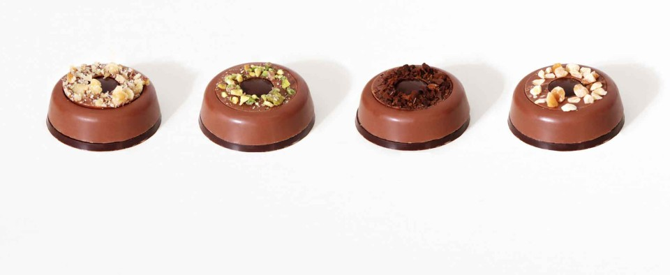 shockino cioccolatino food design
