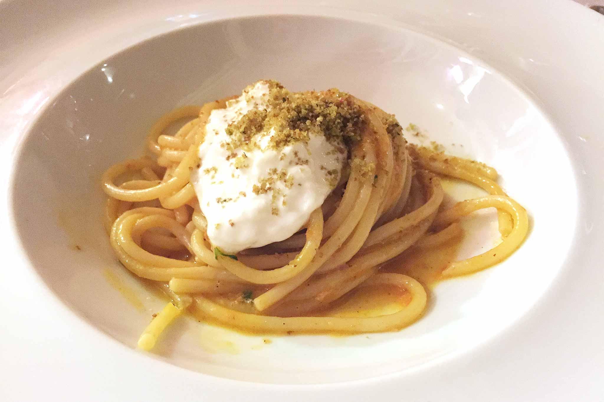 spaghetti-riccio