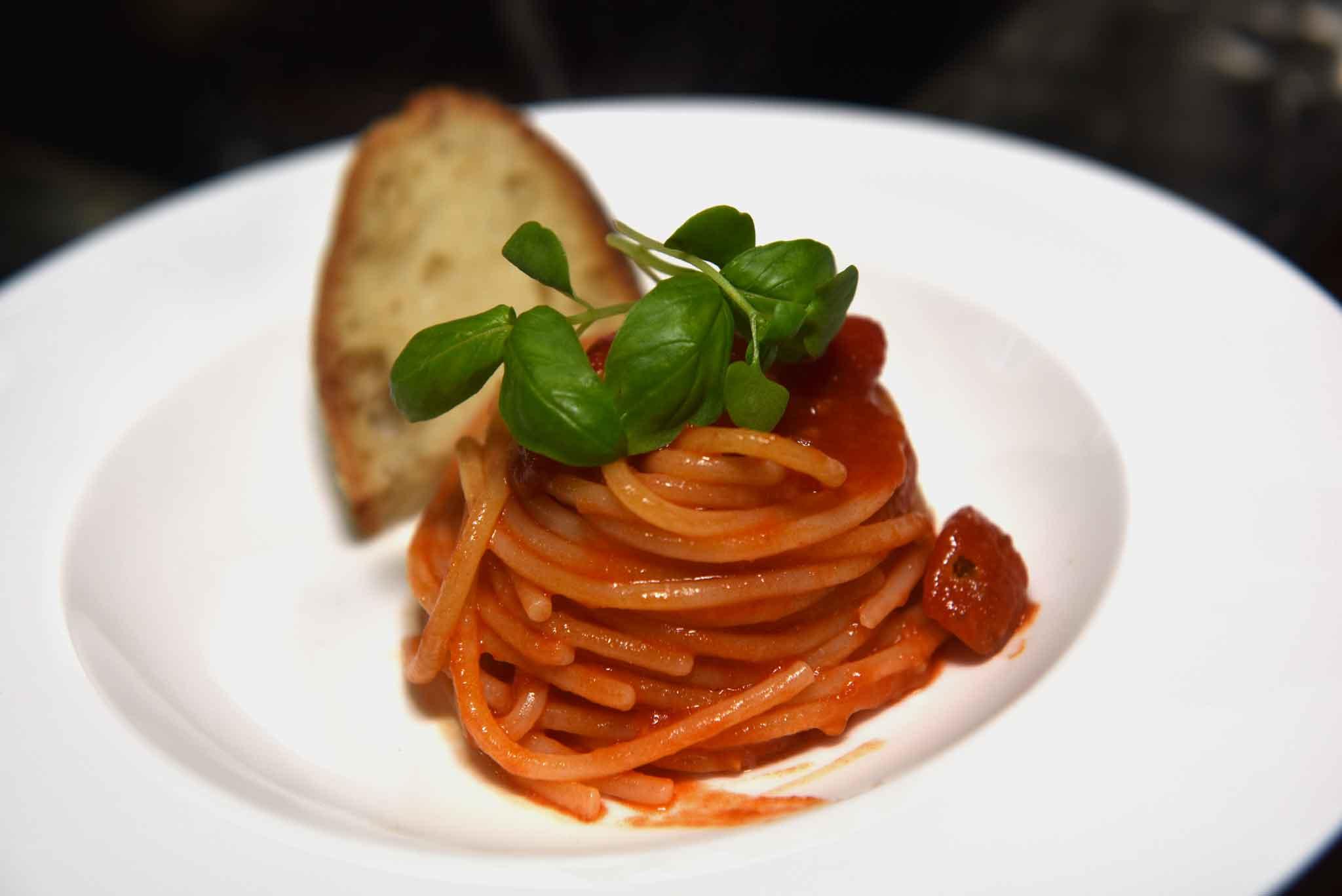 spaghetto pomodori