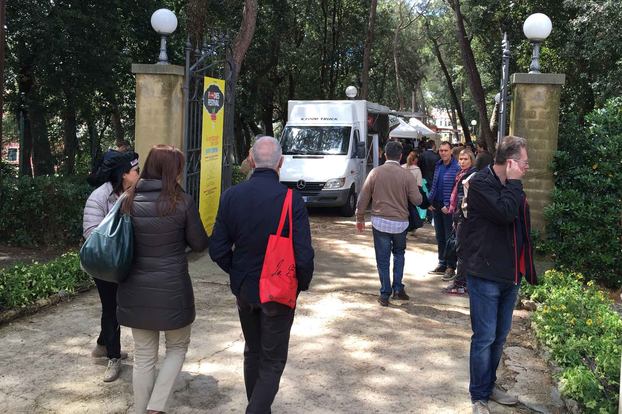 street food Foodies Festival Castello Pasquini