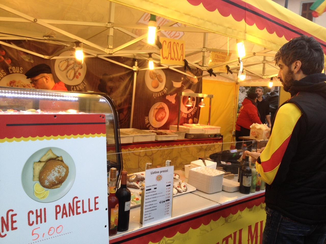 streetfood sicilia foodies