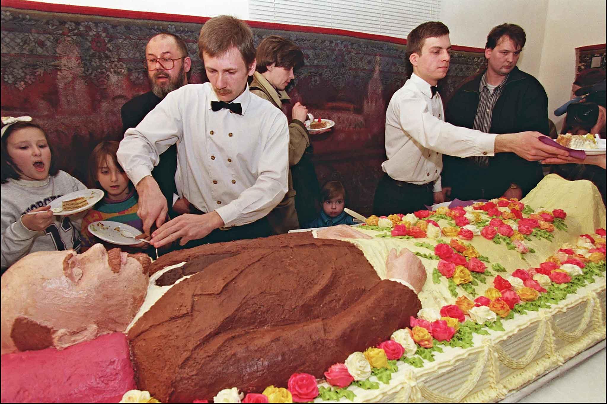 torta lenin