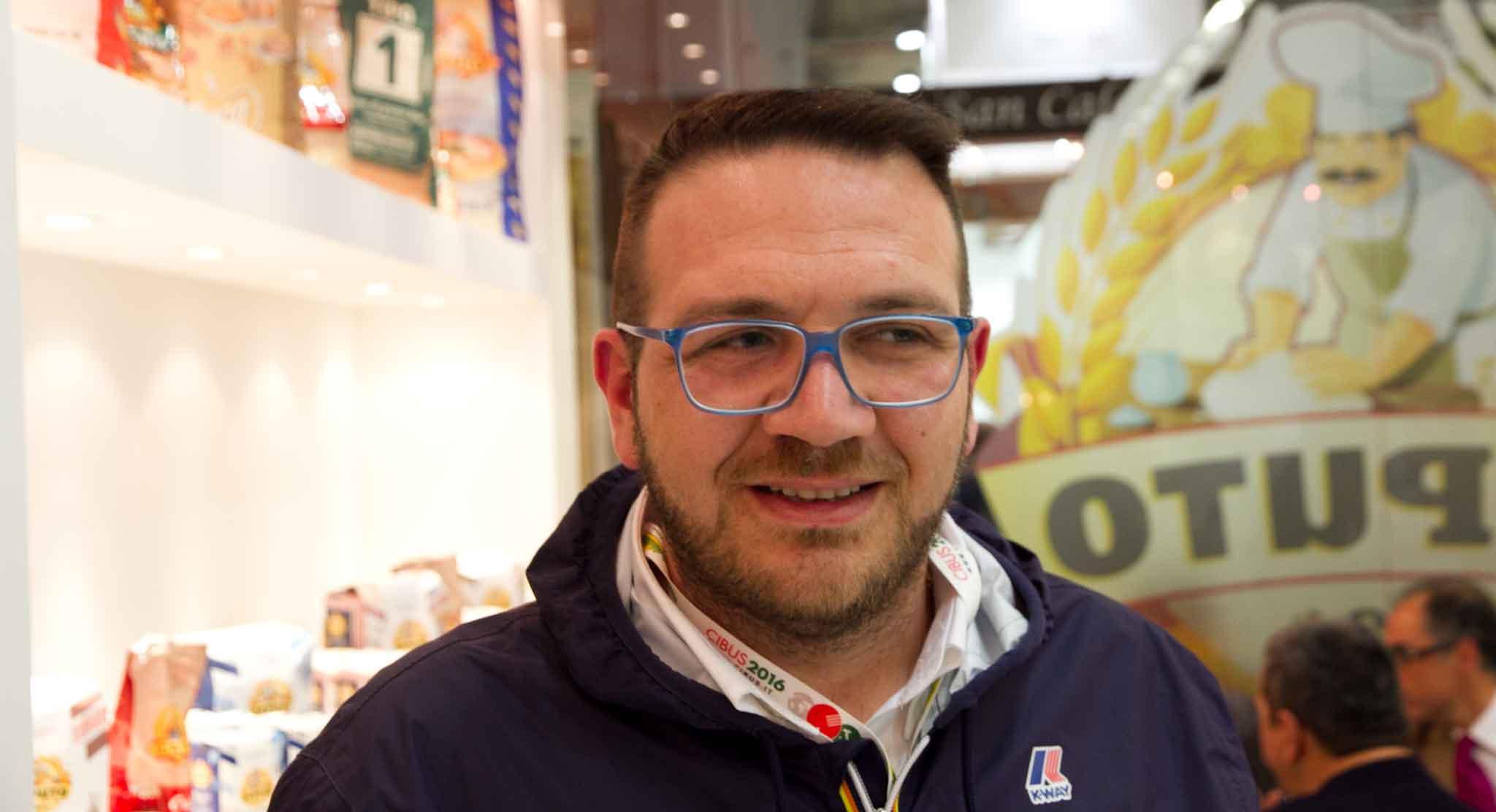 Agostino Iacobucci chef