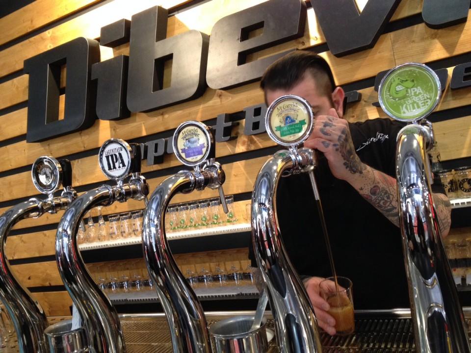 Degustazioni di birra Cibus 2016
