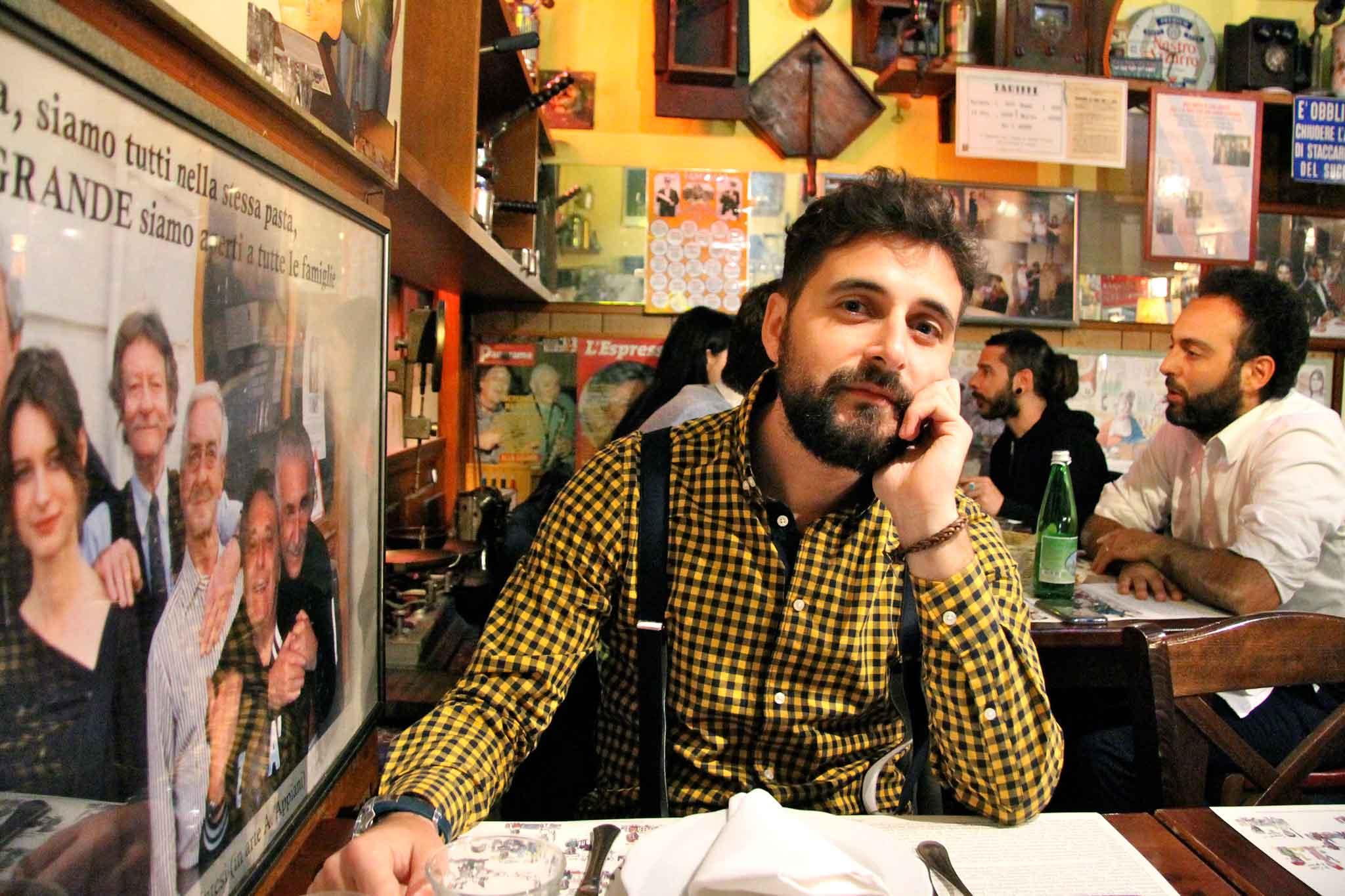 Osteria alla Grande Baggio Milano