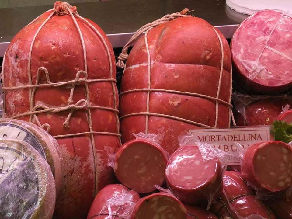 bologna mortadella tamburini