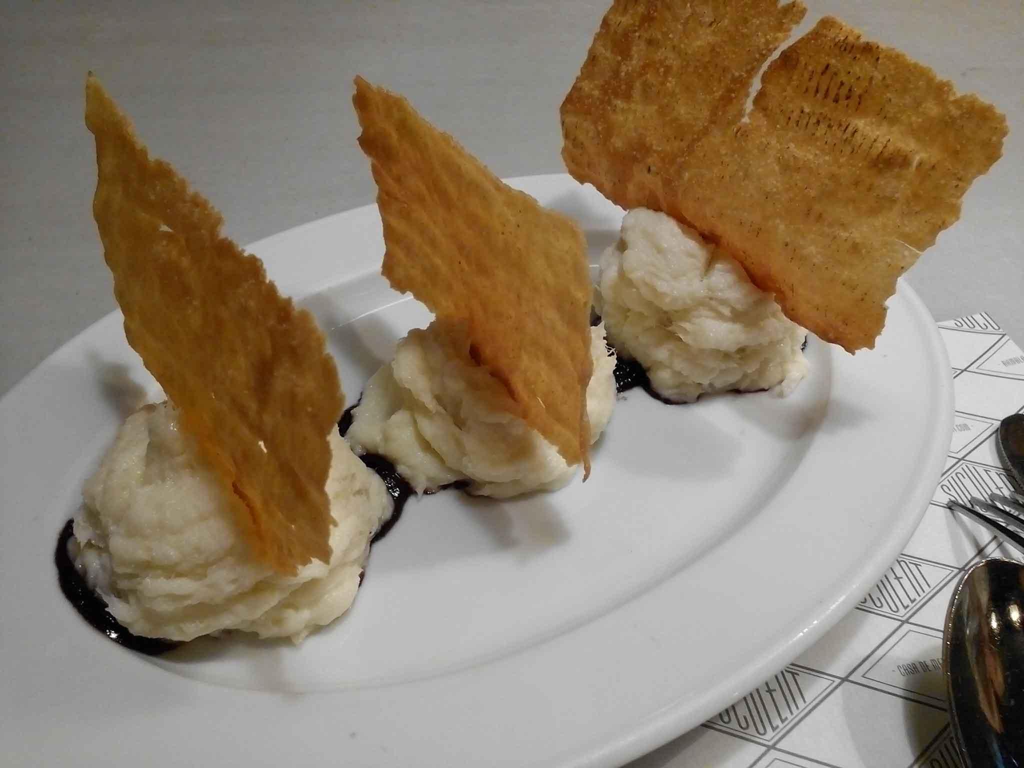 brandade di baccalà suculent barcellona