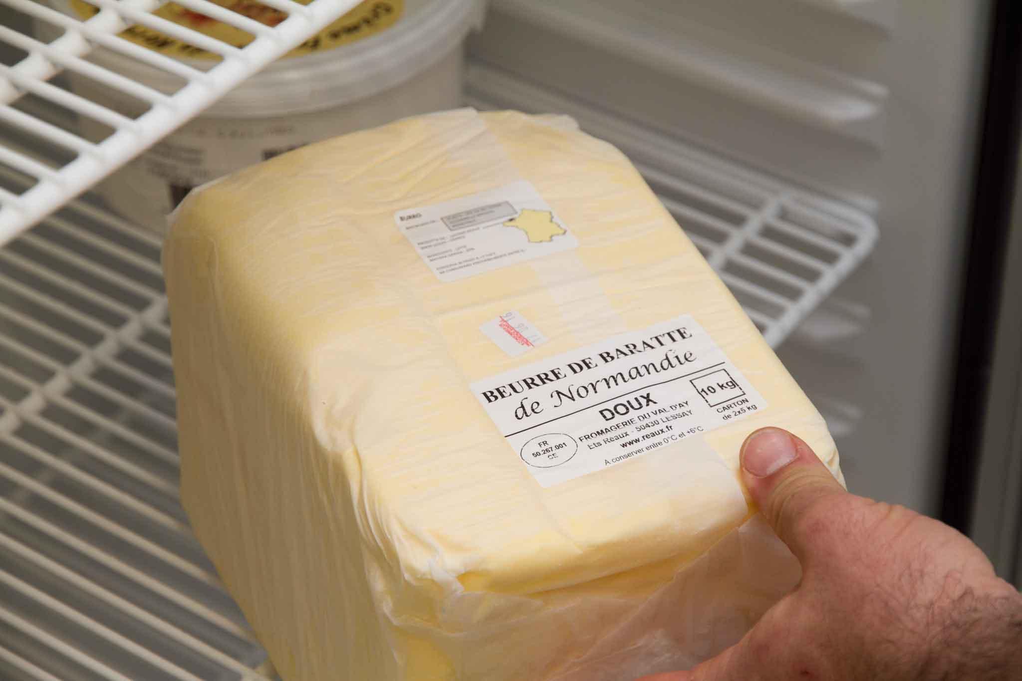 burro di Normandia