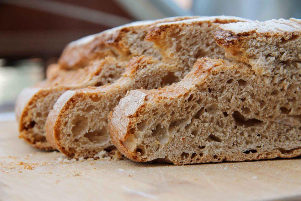 cascina lassi pane