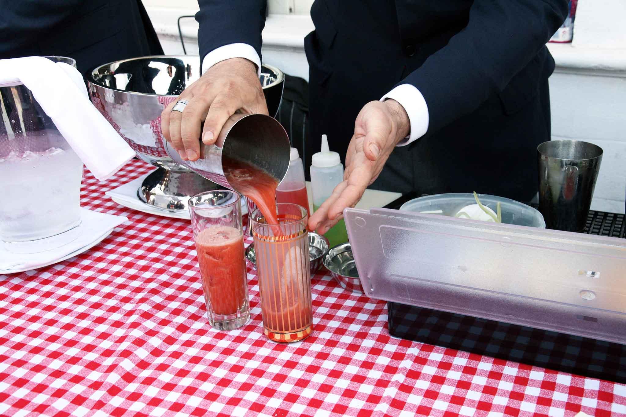 cocktail pomodoro