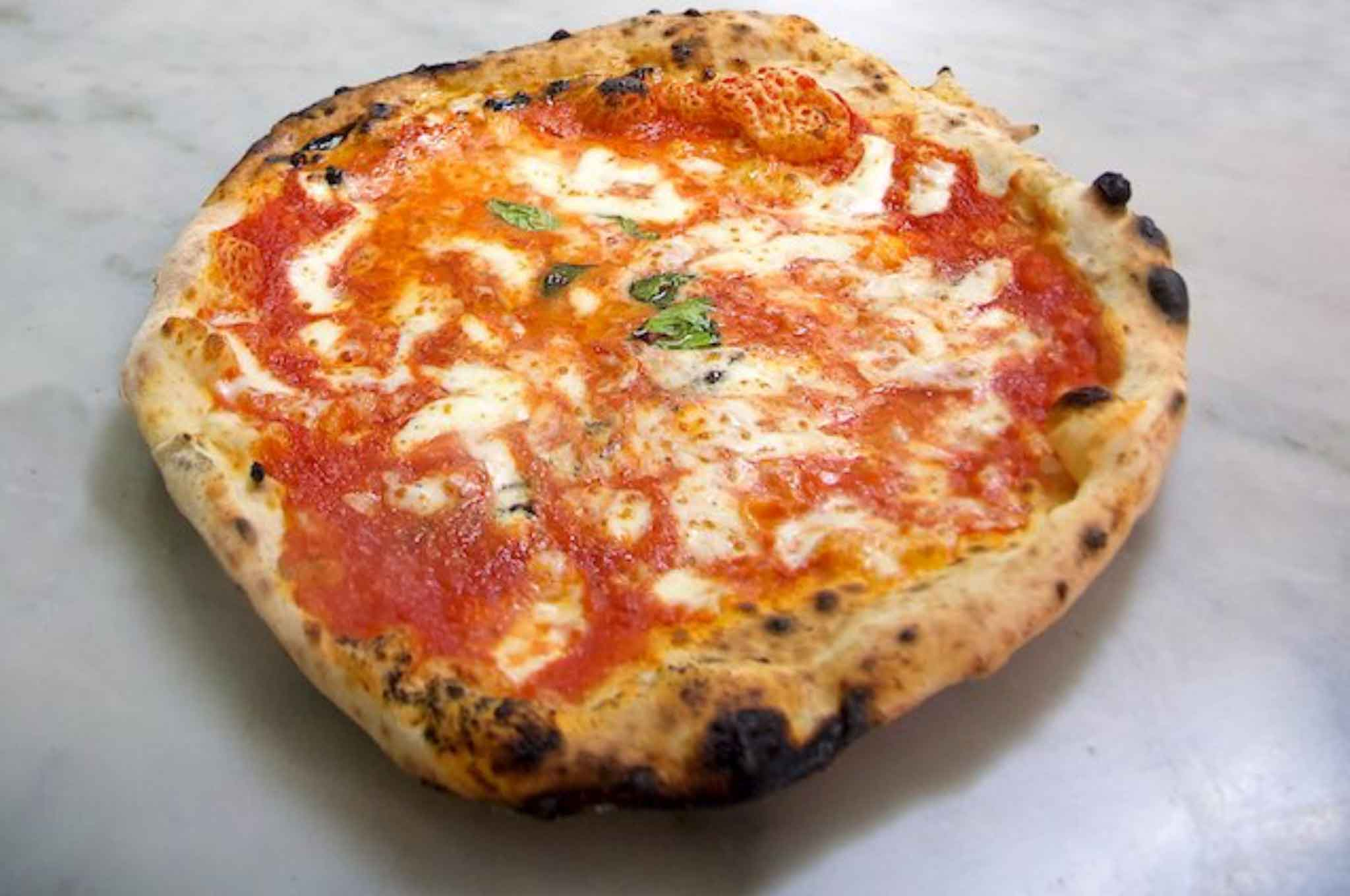 da michele pizza margherita