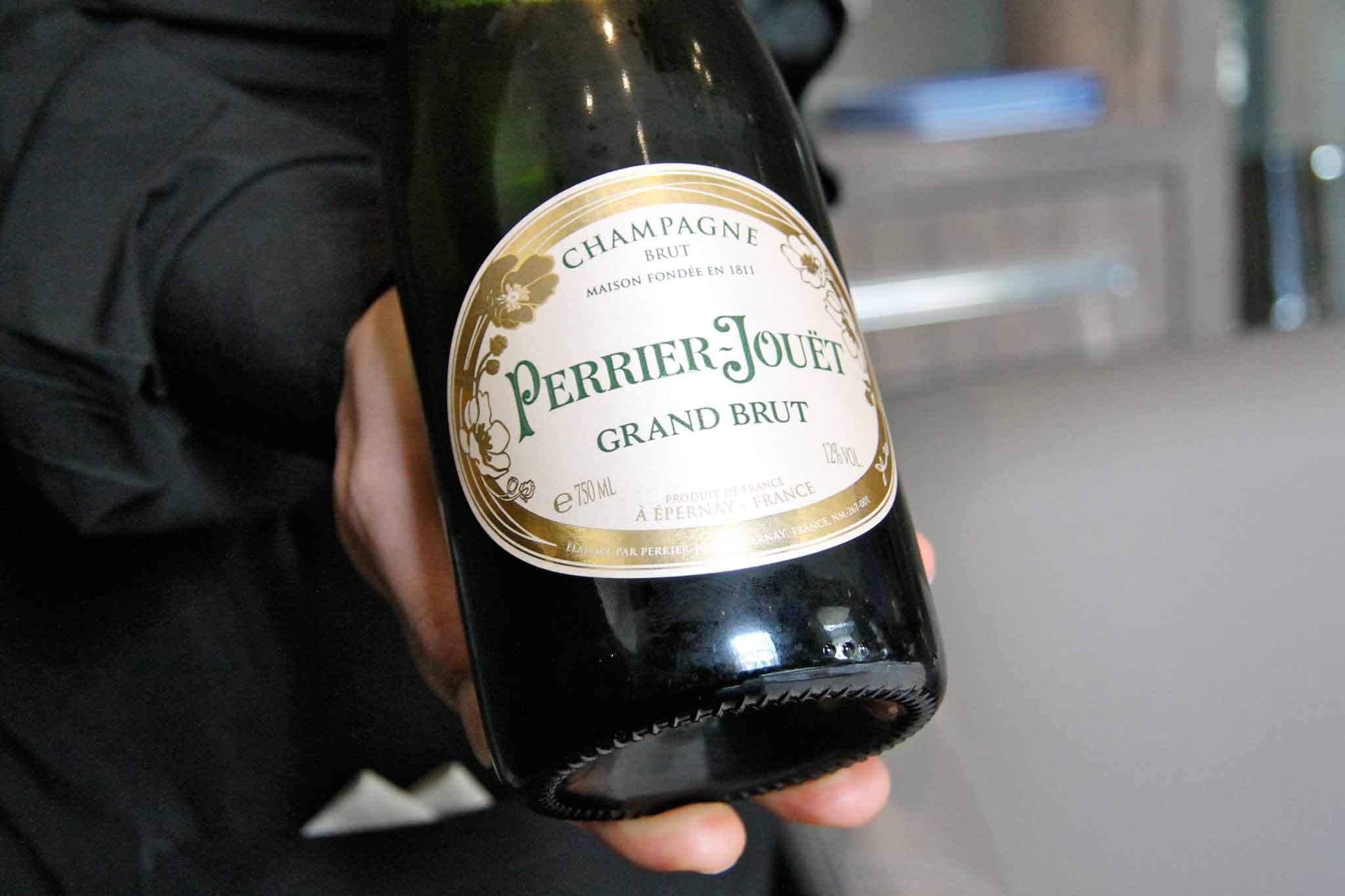 dim sum champgne