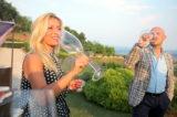 Lago di Garda. Il menu tutto pesce della stella Michelin La Casa degli Spiriti