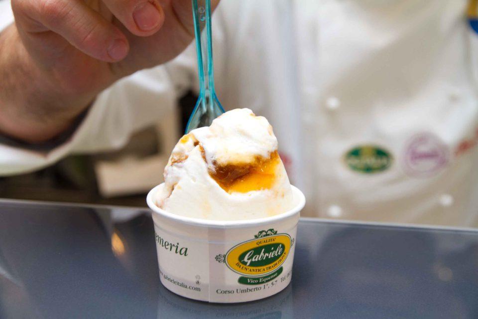 gelato Sinfonia Cremeria Gabriele