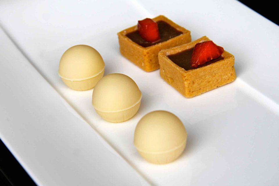 gong milano Dessert