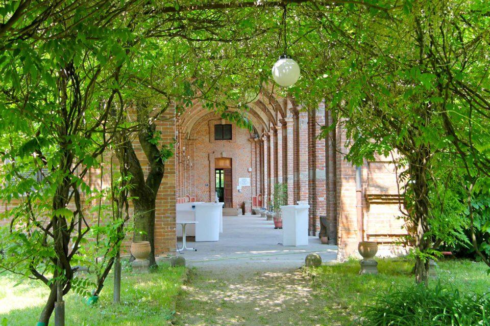 milano cascina santa brera Rocca Brivio