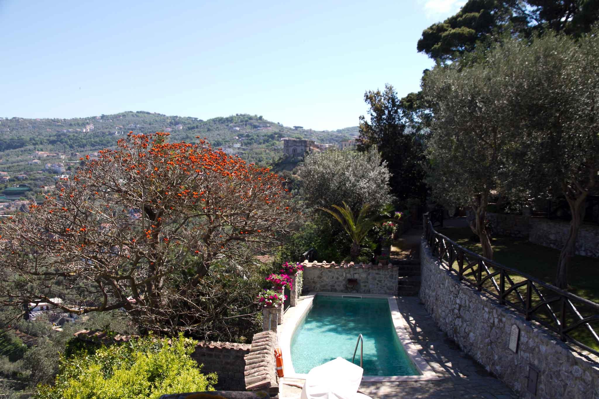piscina Villa Murat