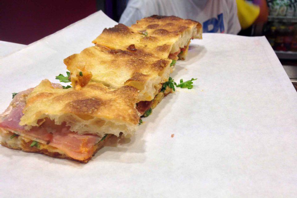 pizza Angelo e Simonetta