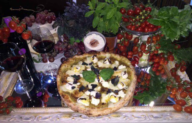pizza Lucignolo vincitrice