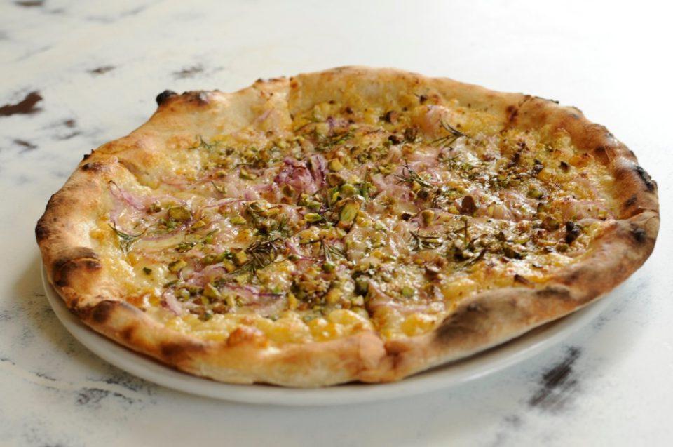 pizza Rosa Chris Bianco
