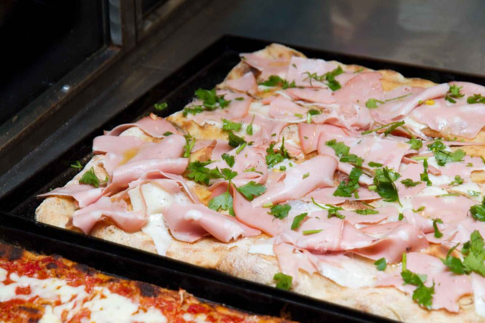 pizza al taglio Pommidoro