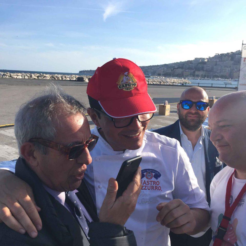 pizza più lunga del mondo record Napoli 2