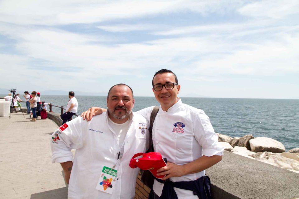 pizza più lunga del mondo record Napoli 49