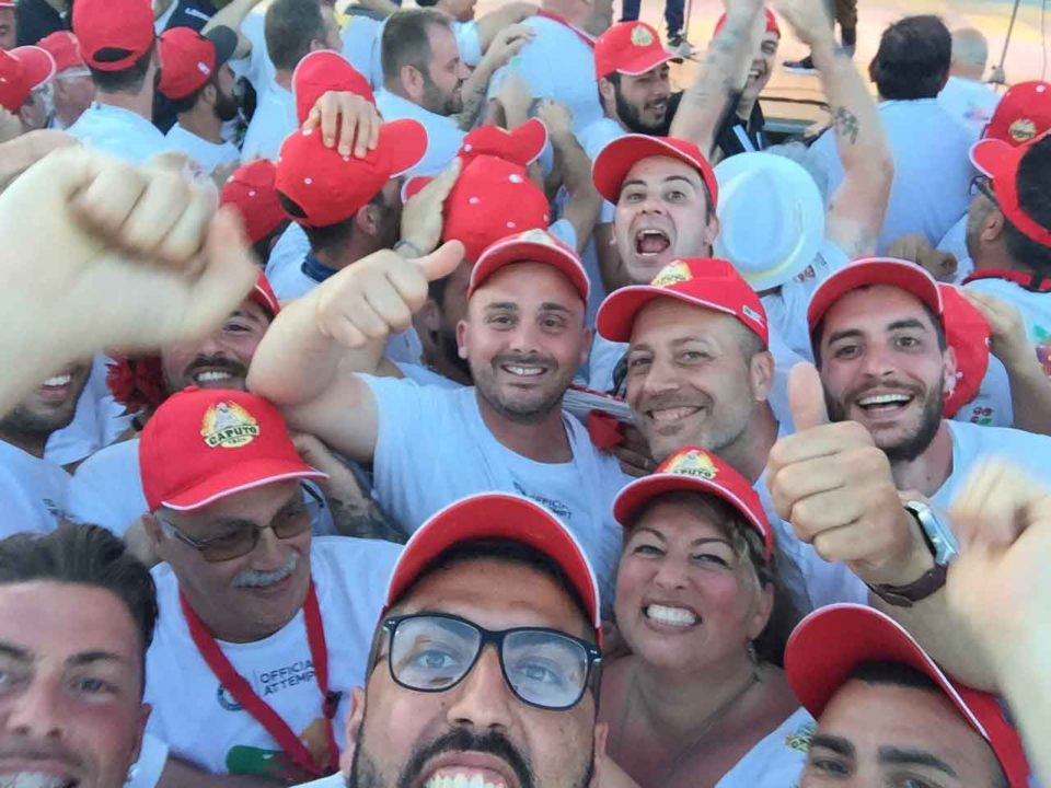 pizza più lunga del mondo record Napoli 5