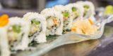 Milano. Sushi B per mangiare sushi gourmet all'aperto in giardino