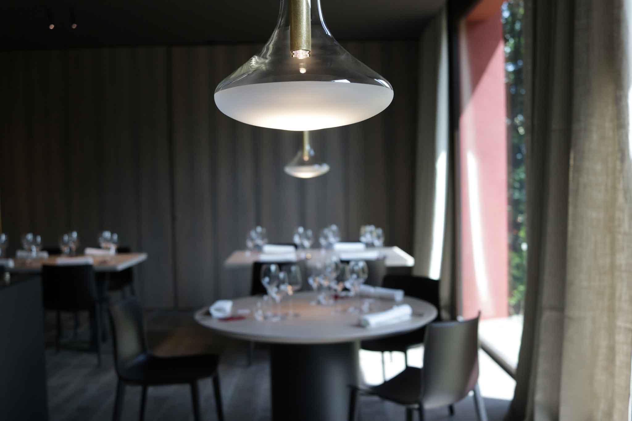 ristorante stella Michelin Marconi 5