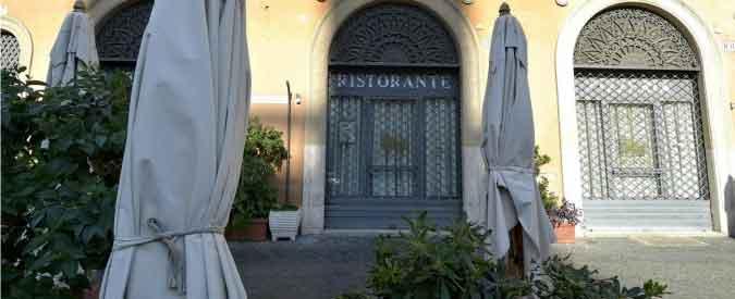 ristoranti sequestrati roma