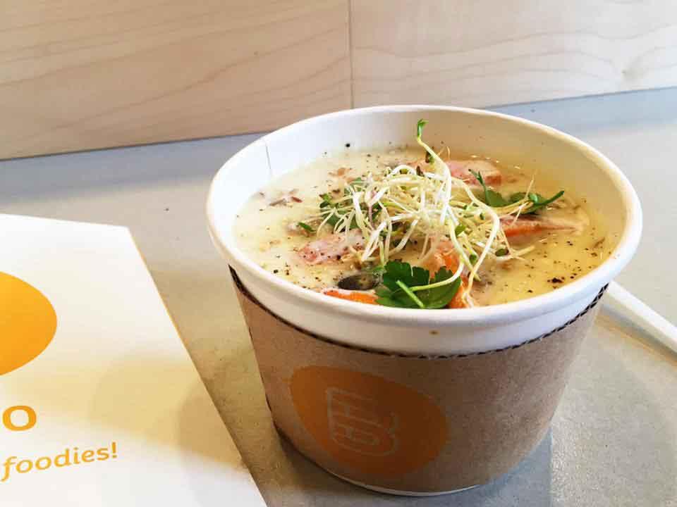 roma banco zuppa