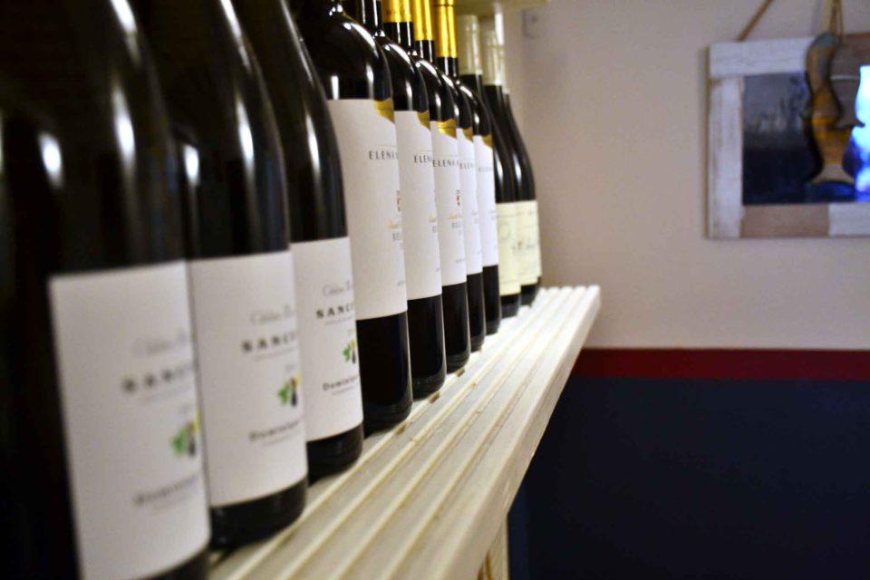 roma molo 10 vino