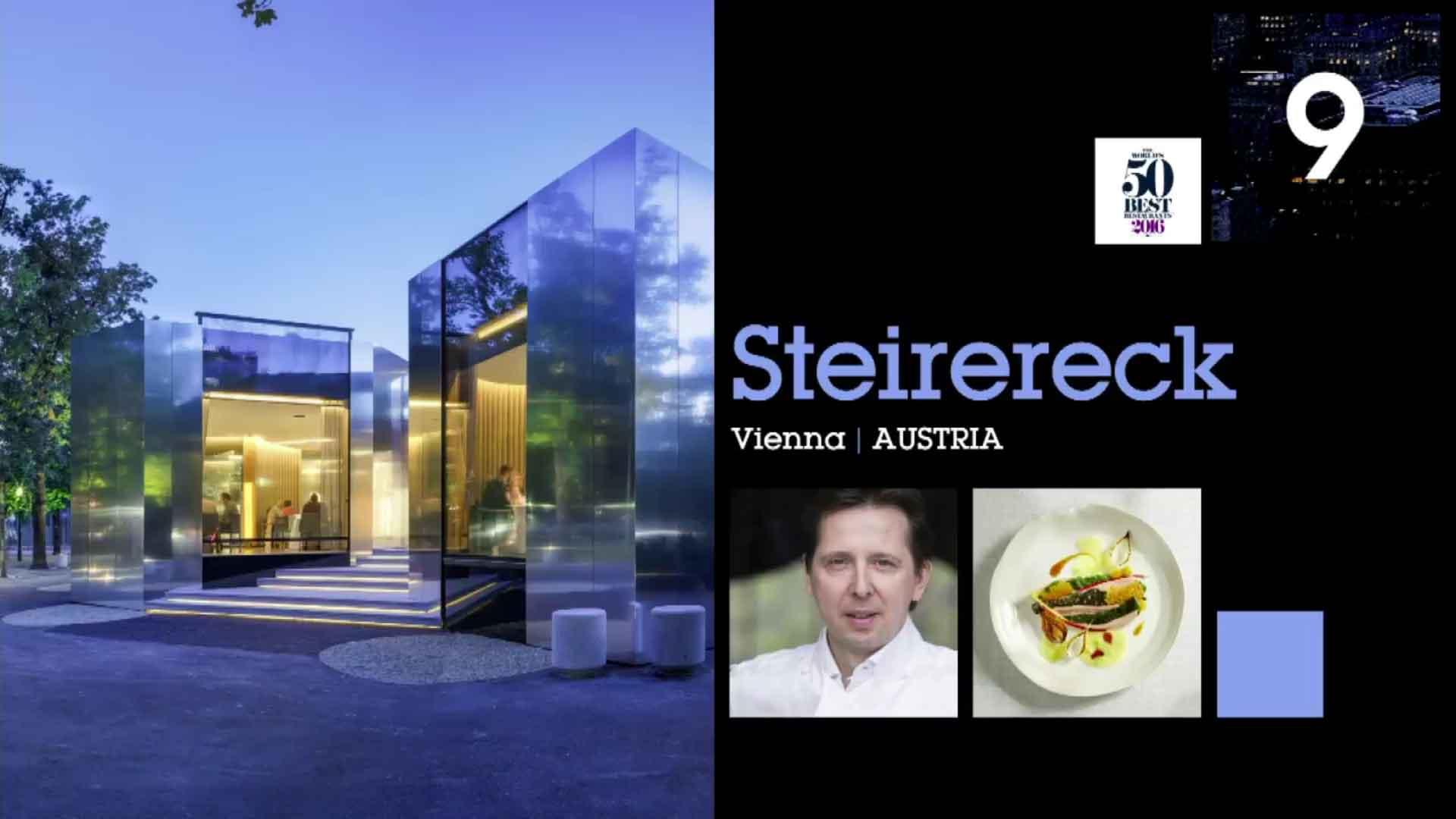 50 Best Restaurants 2016 classifica 9