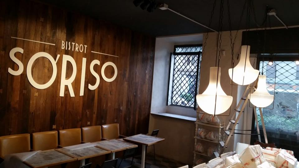 Bistrot So'Riso Milano
